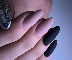 fashion, nails, and lookbook image