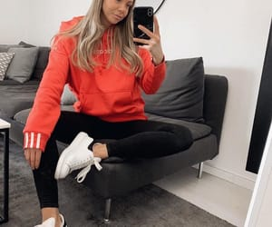 adidas, iphone, and clothes image
