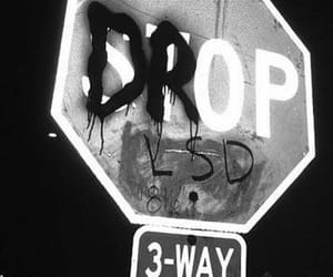 drop, stop, and drugs image