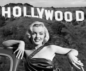 glamour, hollywood, and marylin monroe image