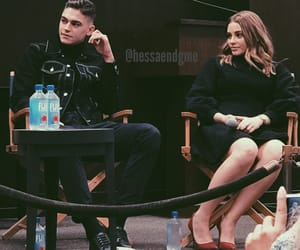 after, hero fiennes-tiffin, and after movie image