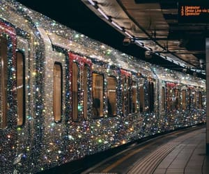 train, photography, and aesthetic image