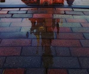 autumn, bricks, and castle image
