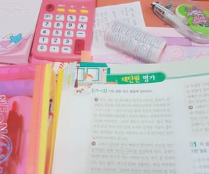 highschool, korean, and memo image