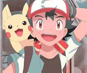 pokemon, psd themes, and ash ketchum image