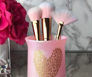 bedroom, cosmetics, and design image