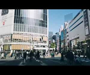 cities, japan, and photographer image