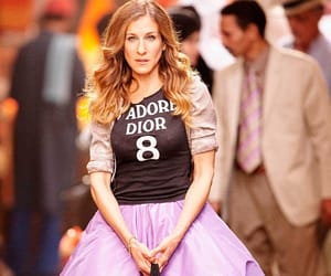 actress, dior, and movie image