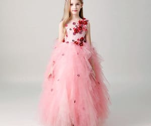 beautiful dress, tulle, and tulle dress image
