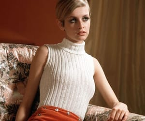 fashion, twiggy, and model image