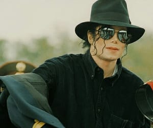 king of pop and michael jackson image