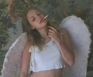aesthetic, angel, and beauty image