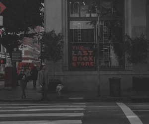 aesthetic, book store, and city image