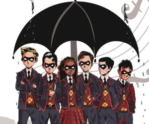 art and the umbrella academy image