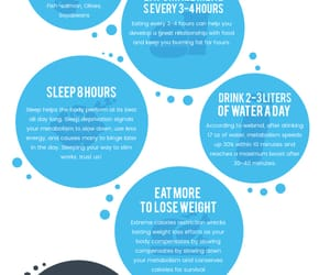 infographics, health tips, and exercise tips image