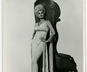 hollywood, roman, and toga image