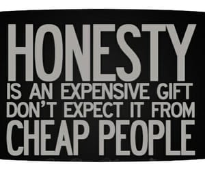 honesty, quote, and friends image