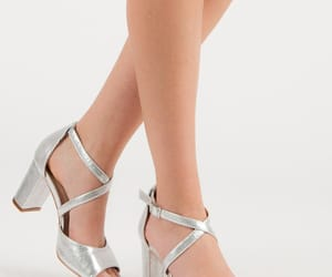 high heels, legs, and sandals image