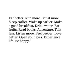 adventure, books, and eat image