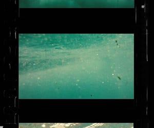 blue, film, and frame image