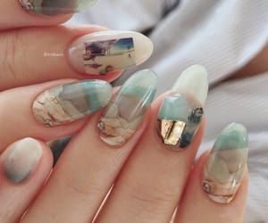 art, fashion, and nail image