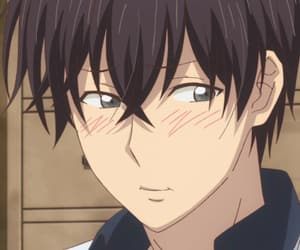 anime, beautiful, and blush image