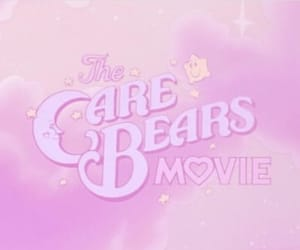 pink, aesthetic, and care bears image