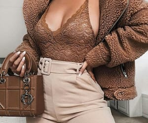bag, classy, and street outfit image