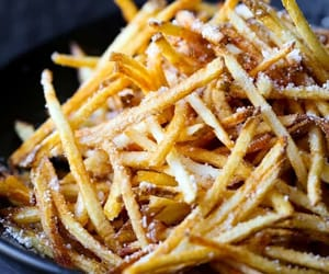 chips, food, and fries image
