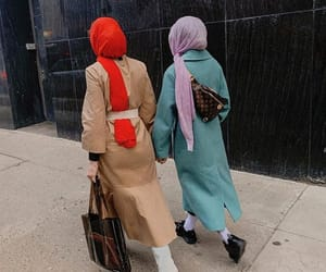 cool girl, Gangs, and hijab image