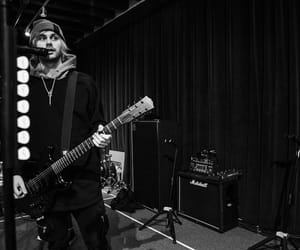 guitar, who do you love, and 5sos image
