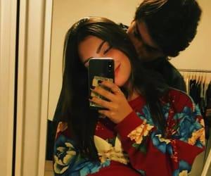 babe, baby, and boyfriend image