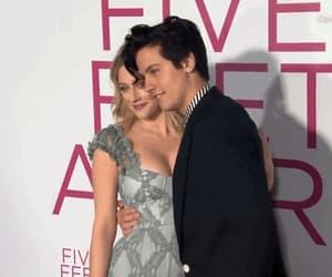 couple, pretty, and lili reinhart image