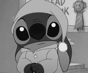disney, cartoon, and stitch image