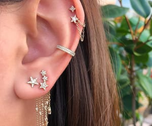 accessories, jewelry, and ear image