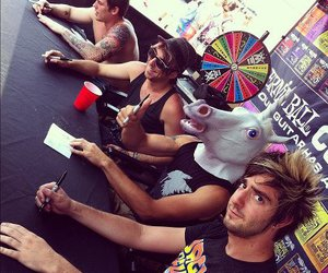 all time low, rian dawson, and jack barakat image