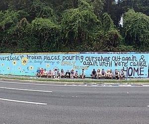 florida, graffiti, and usa image