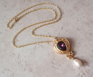 costume jewelry, etsy, and victorian style image