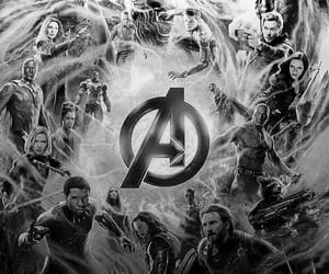 Avengers, Marvel, and stan lee image