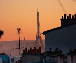 paname, paris, and photographie image