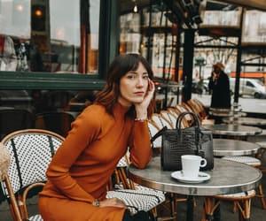coffee, ile de france, and fashion image