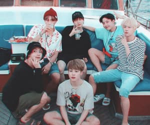 bts, jin, and wallpaper image