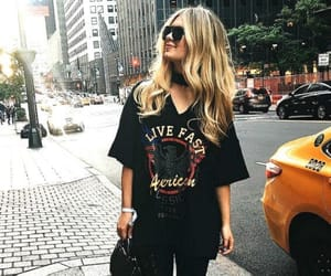 fashion, nyc, and street style image