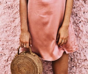 street style, fashion, and pink image