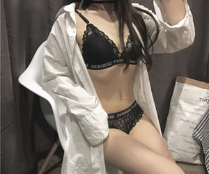 girl, sexy, and coreangirl image
