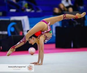 ball, rhythmic gymnastics, and kramarenko image