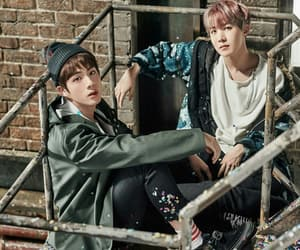 jin, bts, and you never walk alone image