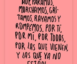 feminism, frases, and fuerza image