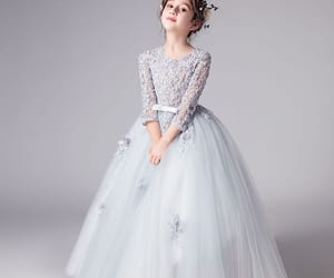 lace, tulle, and illusion dress image