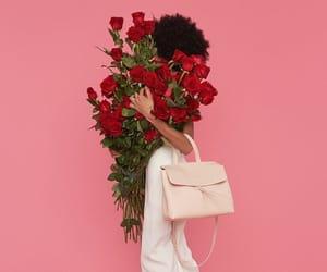 aesthetic, photoshoot, and pink image